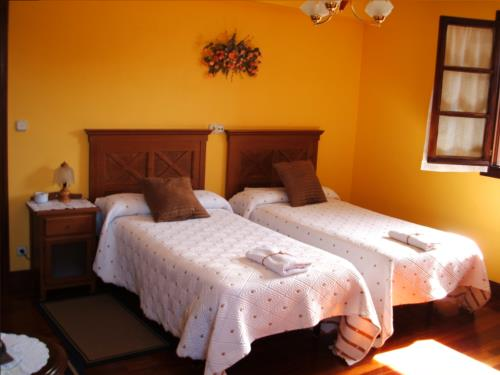 double room farm house mendiola in Gipuzkoa