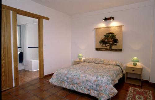 double room farm house kostegi in Gipuzkoa