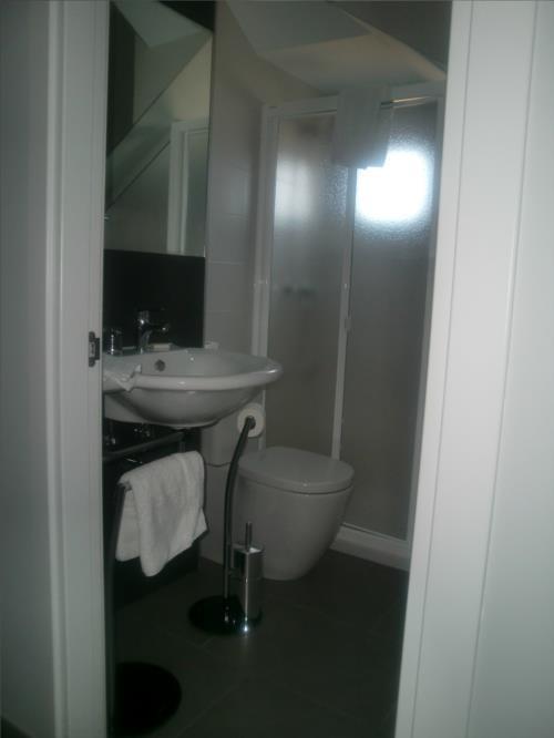 baño agroturismo montefrio en gipuzkoa