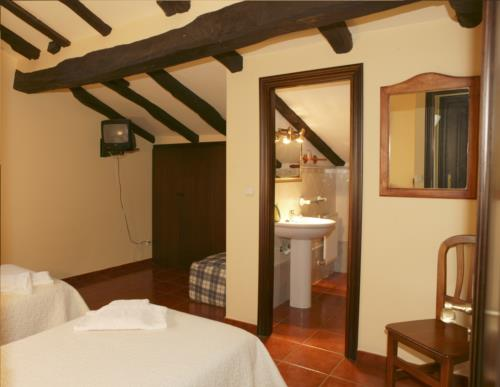 double room farm house montefrio in Gipuzkoa
