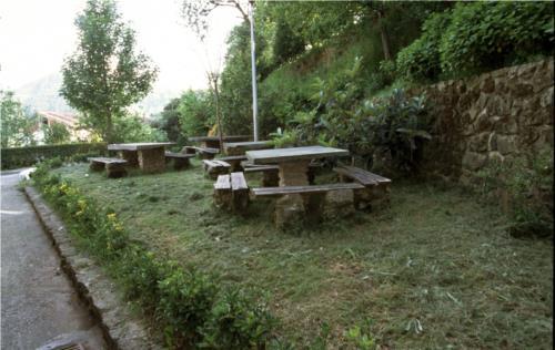 exterior agroturismo Amalur en Gipuzkoa