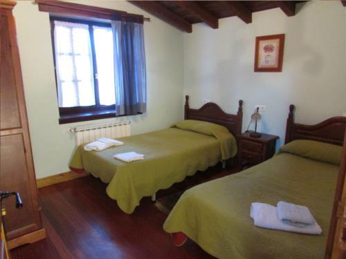 double room 5 farm house kerizara in Bizkaia