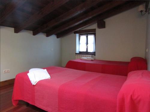double room 6 farm house kerizara in Bizkaia