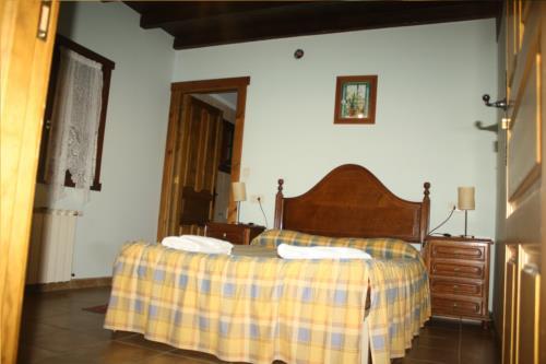 double room 8 farm house kerizara in Bizkaia