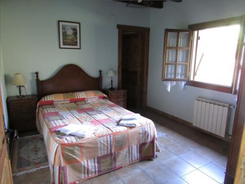 double room 7 farm house kerizara in Bizkaia
