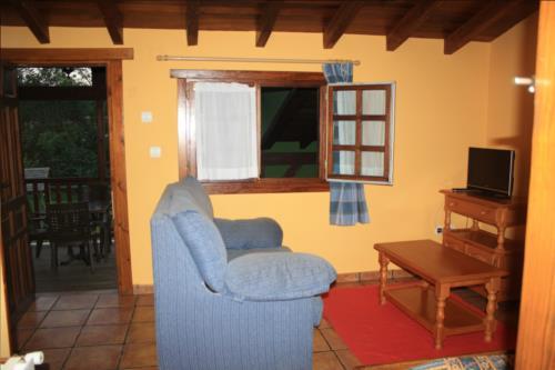 double room 1 farm house kerizara in Bizkaia