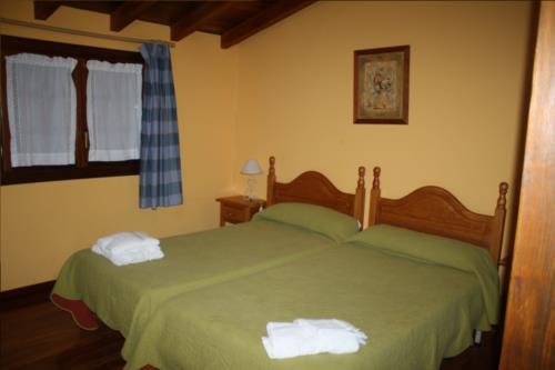 double room 2 farm house kerizara in Bizkaia