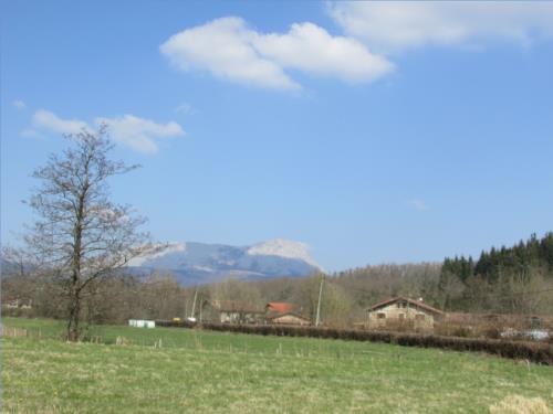 outside 3 farm house kerizara in Bizkaia
