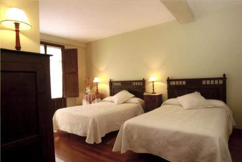 double room country house gane in Bizkaia