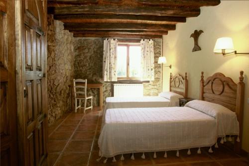 double room farm house aristieta in Bizkaia