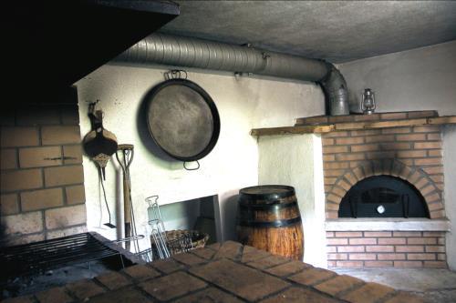 parrilla casa rural monte baserria en Vizcaya
