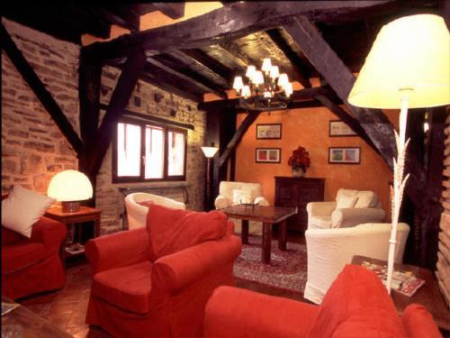 salón 2 casa rural sagasti zahar en Alava