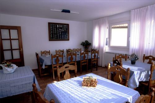 comedor 1 casa rural itxas ertz en Vizcaya