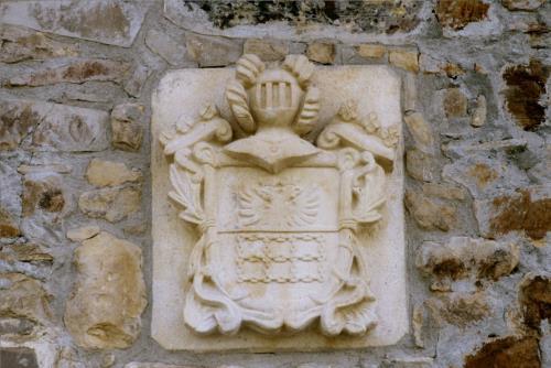 escudo casa rural makaztui en Vizcaya