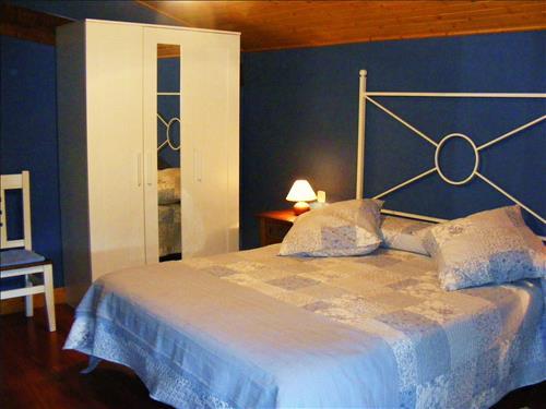 1 habitación doble casa rural altzuste en Vizcaya