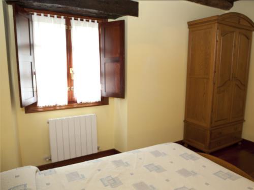 habitación doble 5 casa rural goikoetxe en Vizcaya