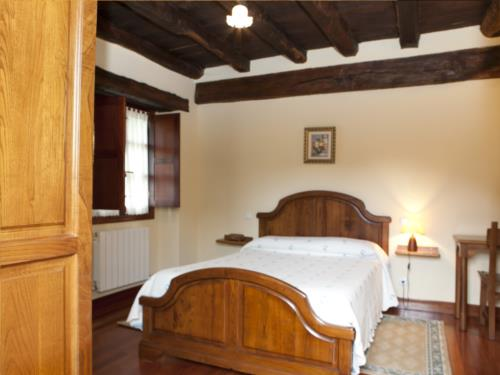 double room 10 country house goikoetxe in Bizkaia