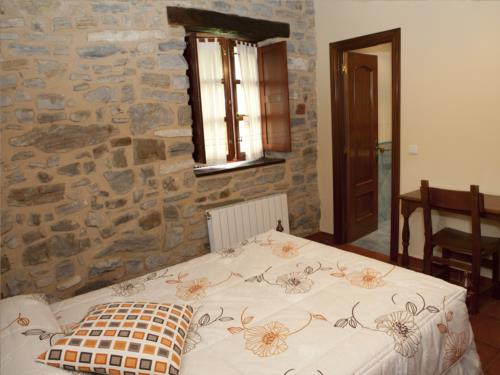 double room 1 country house goikoetxe in BIzkaia