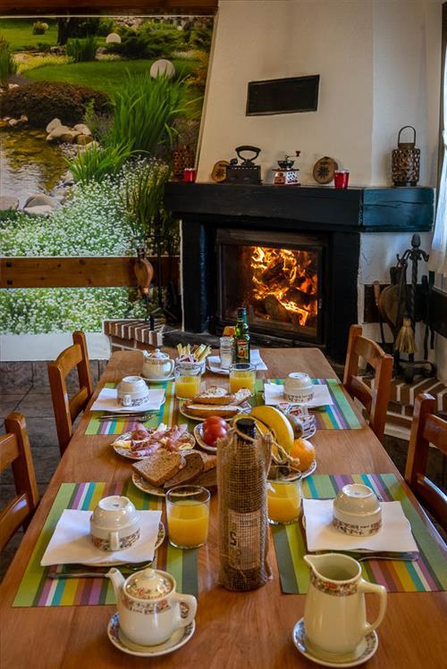 Breakfast country house begoña in Gipuzkoa