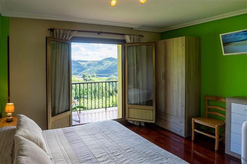 Bedroom house begoña