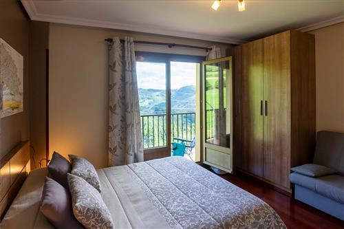 Bedroom house begoña in Gipuzkoa