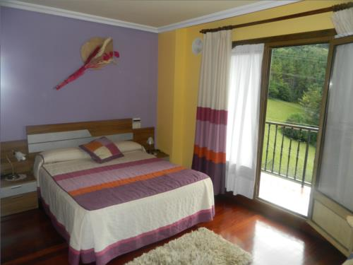 double room country house begoña in Gipuzkoa