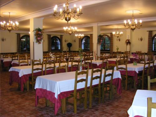 dining room country house segore etxeberri in Gipuzkoa