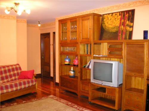 living room country house segore etxeberri in Gipuzkoa
