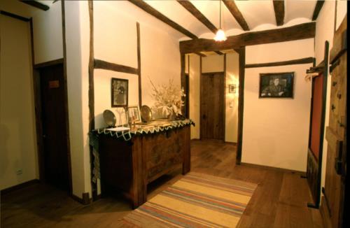 interior casa rural etxeberri en gipuzkoa