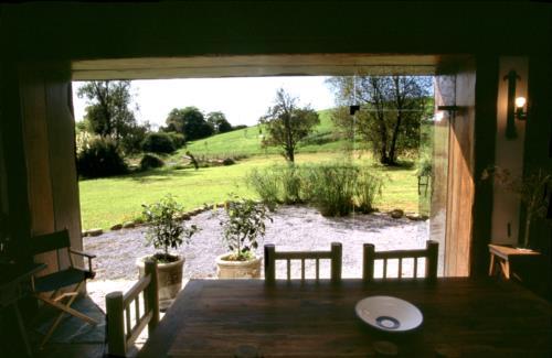 dining room country house endara in Gipuzkoa