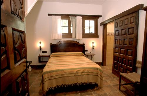 double room country house endara in Gipuzkoa