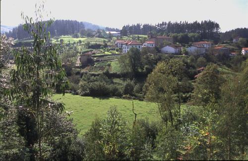 paisaje 1 casa rural astorki goikoa en Vizcaya