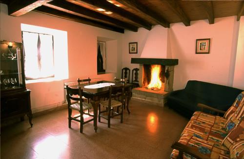 salón casa rural astorki goikoa en Vizcaya