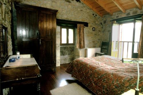 habitación doble 1 casa rural imitte en Vizcaya