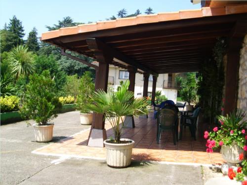 porch farm house laskin enea in Gipuzkoa