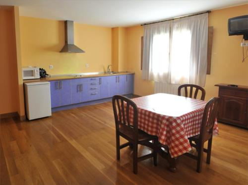 kitchen farm house orubixe in Bizkaia