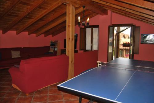 ping pong agroturismo toki eder en alava
