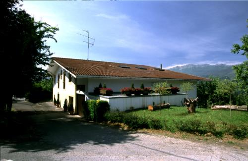 fachada 1 casa rural Lierni Garakoa en Gipuzkoa