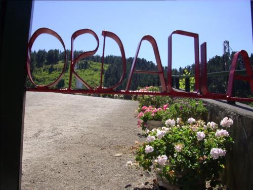 acceso agroturismo Ordaola en el gran Bilbao Bizkaia