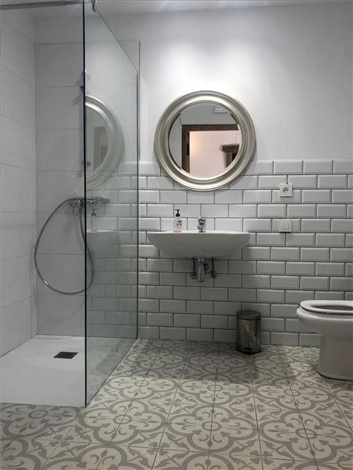 baño planta baja minusválidos Angoitia 1