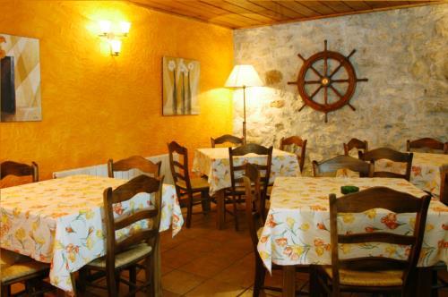 comedor casa rural kurtxia en Vizcaya