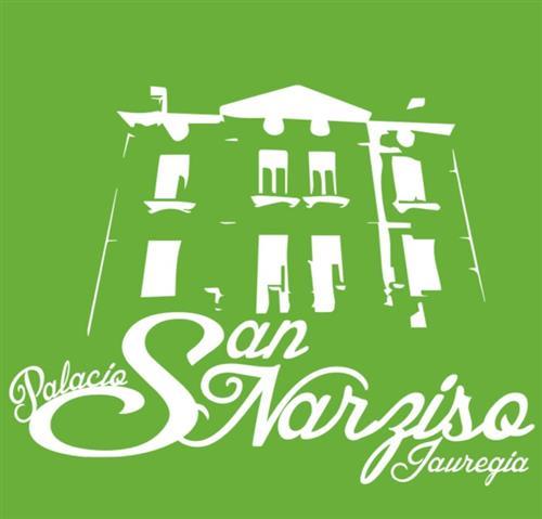 Palacio San Narciso logo 2015