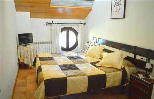 Habitación matrimonio del apartamento