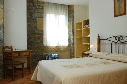 double room farm house palacio san narciso in Gipuzkoa