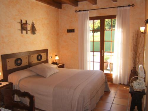 double room farm house artizarra in Gipuzkoa