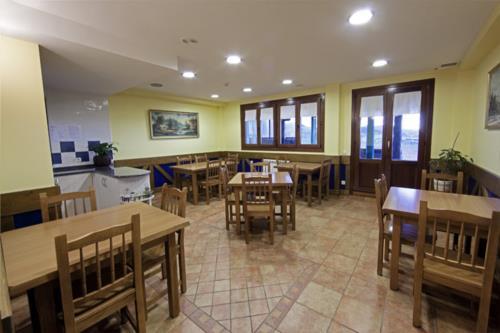 dining room farm house santa klara in Gipuzkoa