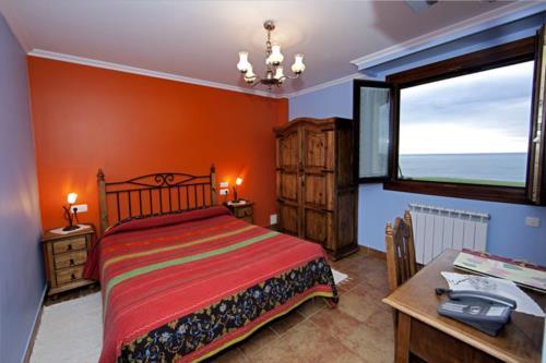 double room farm house santa klara in Gipuzkoa