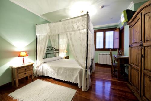 Nº3, double room farm house santa klara in Gipuzkoa