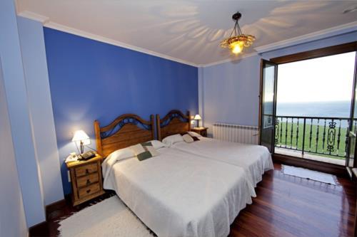 Nº6, double room farm house santa klara in Gipuzkoa