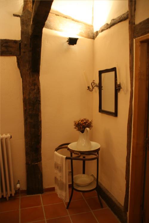 interior casa rural ametzola en Vizcaya